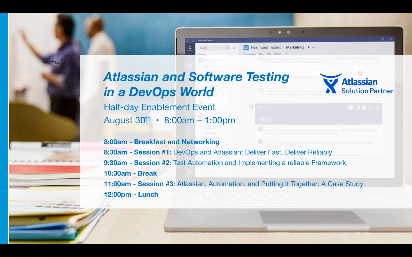 Atlassian and Software Testing in a DevOps World