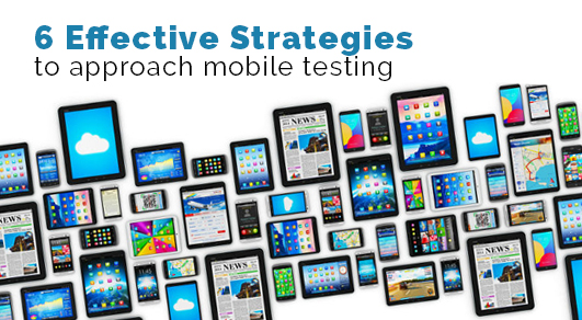 Checkpoint Technologies and Mobile Labs to Present Upcoming Webinar on Mobile Testing Strategies