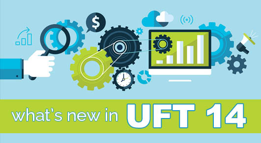 UFT 14 - What's New?