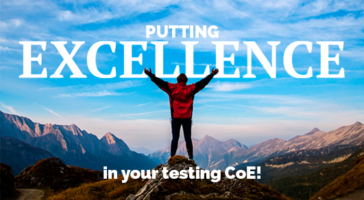 Putting Excellence in Your COE
