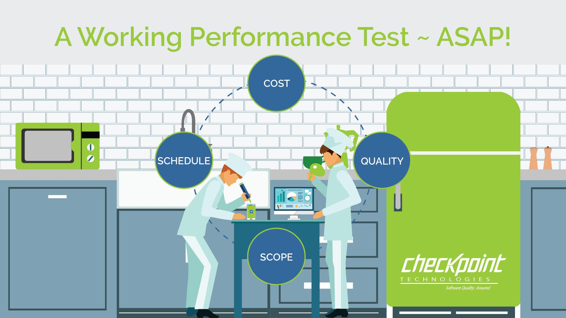A Working Performance Test