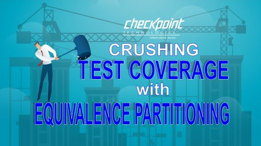 Crushing Test Coverage with Equivalence Partitioning