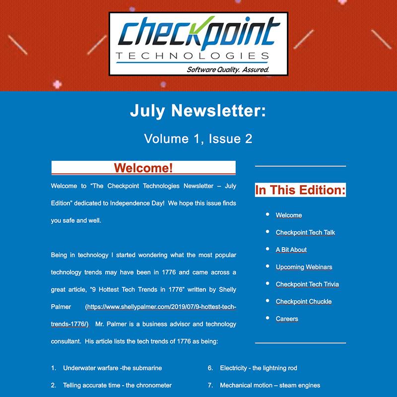 https://mailchi.mp/ba73788280b5/checkpoint-technologies-july-newsletter-7975660