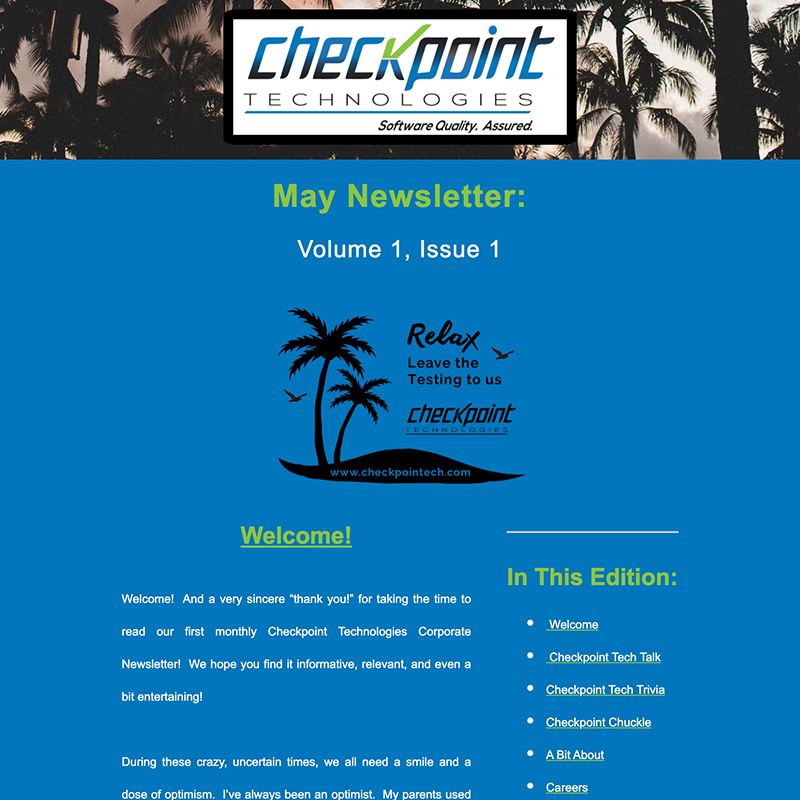 https://mailchi.mp/612483545d65/checkpoint-technologies-may-newsletter